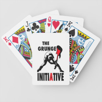 THEGRUNGEINITIATIVE - PLAYING CARDS