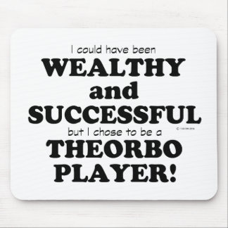 Theorbo Wealthy & Successful Mouse Pad