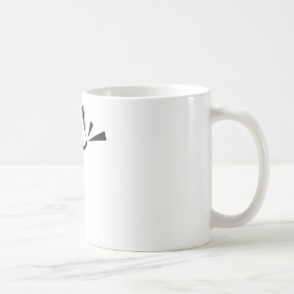 there is a limit for patience coffee mug
