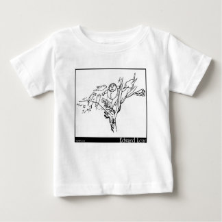 There was an Old Man of Dundee Baby T-Shirt