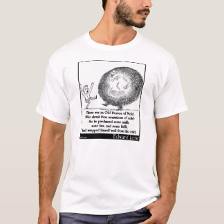 There was an Old Person of Mold T-Shirt