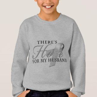 There's Hope for Diabetes Husband Sweatshirt