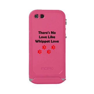 There's No Love Like Whippet Love Incipio ATLAS ID™ iPhone 5 Case