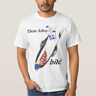 These kites bite! T-Shirt