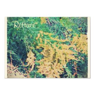 These Quiet Seasons September Wildflowers Card