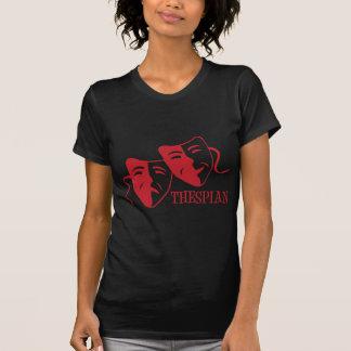 thespian red T-Shirt