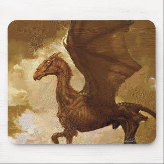 Thestral Mouse Pad