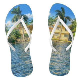 Thin Strap Flip Flops, Casa Grande Style Jandals