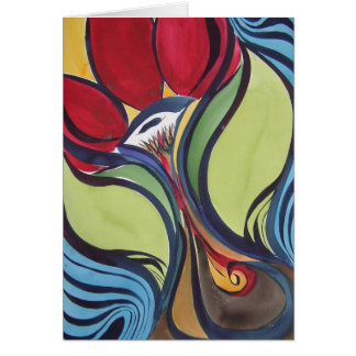 Things Are Looking Up Notecard Greeting Card
