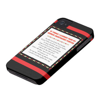 Things Learned From My German Shorthaired Pointer iPhone 4 Case