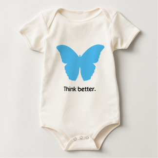 Think better with MorphOS Baby Bodysuit