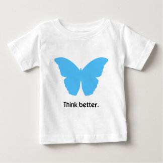 Think better with MorphOS Baby T-Shirt