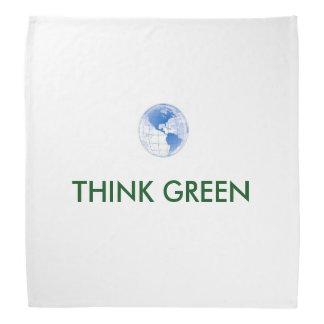 Think Green Bandana