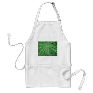 Think Green! by GRASSROOTSDESIGNS4U Adult Apron