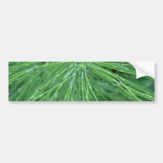 Think Green! by GRASSROOTSDESIGNS4U Bumper Stickers