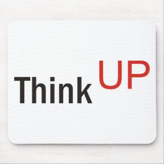 think up alexander technique slogan mouse pad