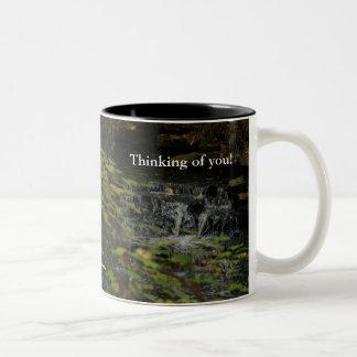 Thinking of You Waterfall Mug