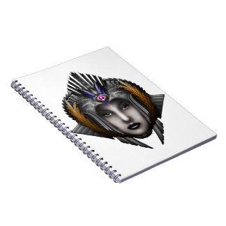 Thinosia Queen Of Armageddon ISO Notebooks