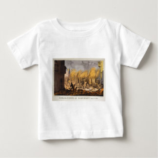 Third Day of the Siege of Monterrey Sept 23rd 1846 Baby T-Shirt