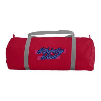 ThirstyWear by ThirstyBitch - Gym Bag Gym Duffel Bag