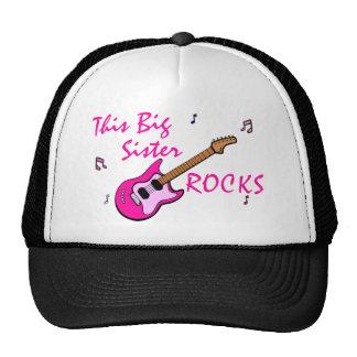 This Big Sister Rocks Trucker Hats