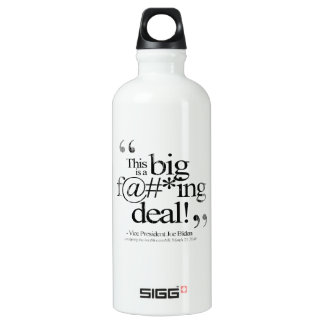 This is a Big F-ing Deal Faded.png SIGG Traveller 0.6L Water Bottle