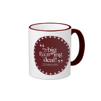 This is a Big F-ing Deal - Joe Biden Mug