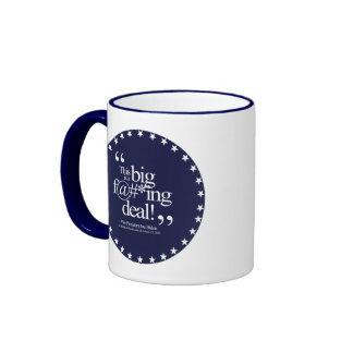 This is a Big F-ing Deal - Joe Biden Ringer Mug