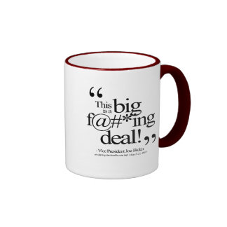 This is a Big F-ing Deal Mugs