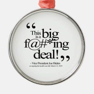 THIS IS A BIG F-ING DEAL -.png Christmas Ornaments