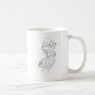 This is Jersey Coffee Mug