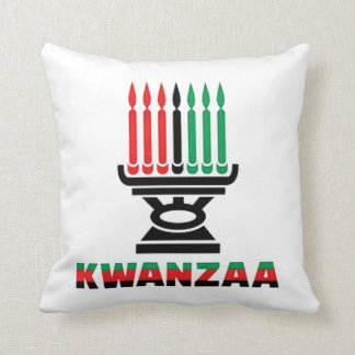 This Is Kwanzaa Kwanzaa Throw Pillow