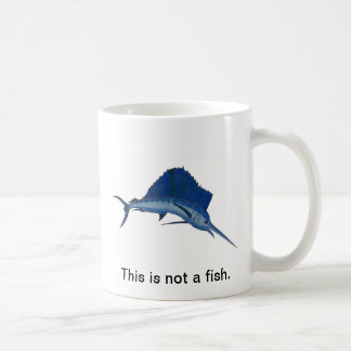This is not a fish mug