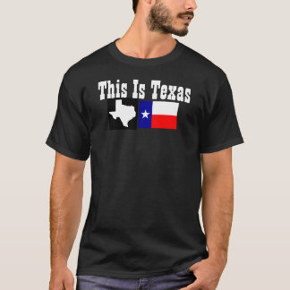 This Is Texas T-Shirt