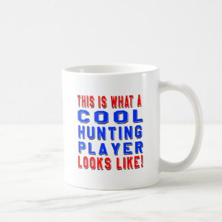 This Is What A Cool Hunting Player Looks Like Mug