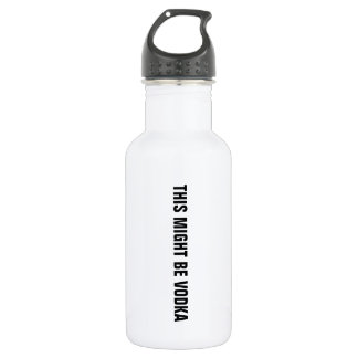 This might be vodka 532 ml water bottle