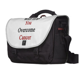 This Peruvian Will Help You Overcome Cancer Laptop Bag