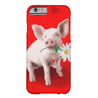 This Pig's in Love iPhone 6 case Barely There iPhone 6 Case