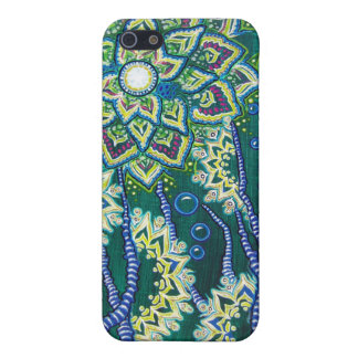 """""""This Was All Ocean, Once"""" (Floral Aquatic Scene) Case For iPhone 5/5S"""