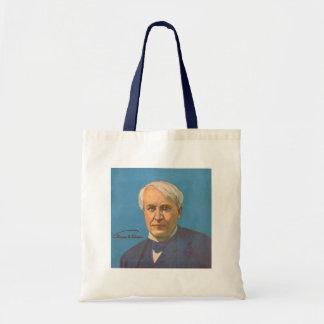 Thomas A. Edison Tote Bag