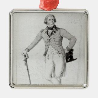 Thomas Bruce, 7th Earl of Elgin Christmas Ornament
