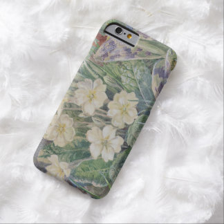 Thomas Collier Primrose And Orchid Floral Vintage Barely There iPhone 6 Case