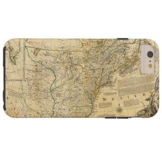 Thomas Jefferys' 1776 American Atlas Map Tough iPhone 6 Plus Case