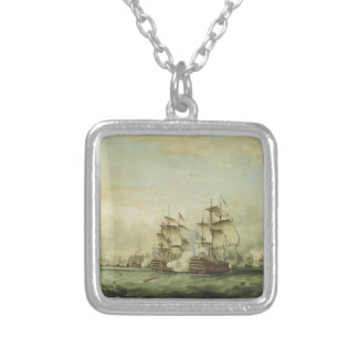 Thomas Whitcombe - The Battle of the Saints Necklace