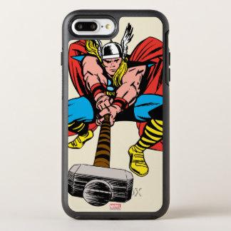 Thor Hammer Swing OtterBox Symmetry iPhone 8 Plus/7 Plus Case