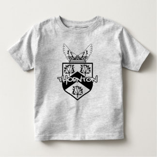 Thornton Family Crest Kid Toddler T-Shirt