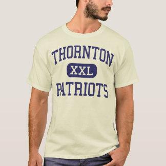 Thornton Patriots Middle School Katy Texas T-Shirt