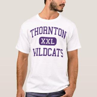 Thornton - Wildcats - High - Harvey Illinois T-Shirt