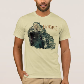 Thranduil In Battle T-Shirt