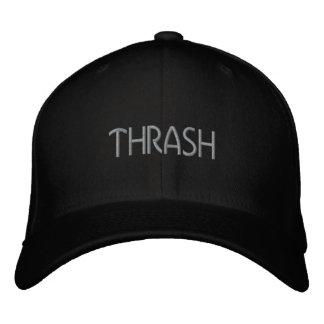 Thrash Embroidered Hat